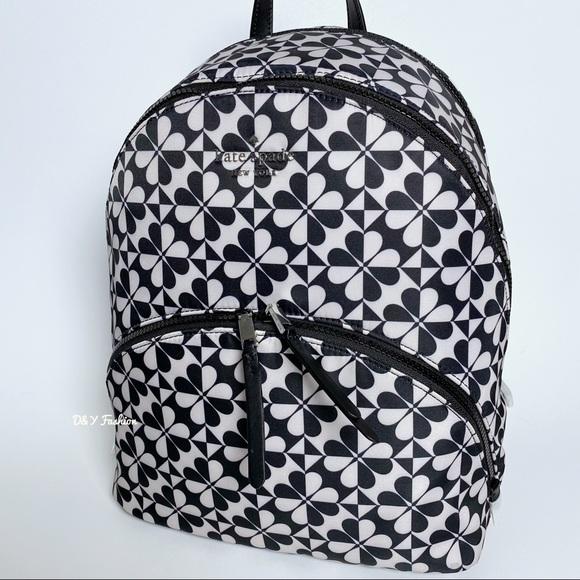 Kate Spade Large Karissa Backpack New
